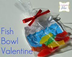 fish bowl valentine