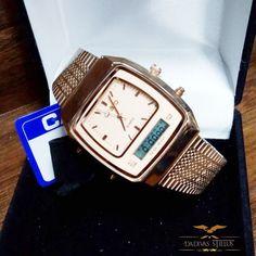f328f338047 Relógio Feminino Casio Vintage Várias Cores