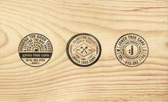Jones Tree Care - Business Card Design Inspiration | Card Nerd