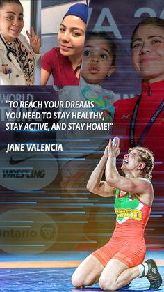 Jane Valencia Quote, Stay Healthy, Stay Active, Stay Home Valencia, Olympic Wrestling, Wrestling Quotes, Golf Tiger Woods, Stay Active, Golf Quotes, Golf Humor, European Football, Disc Golf