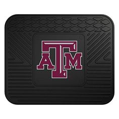 FANMATS Texas A&M Aggies University Vinyl Car Mat - Rear  http://allstarsportsfan.com/product/fanmats-texas-am-aggies-university-vinyl-car-mat/?attribute_pa_configuration=rear  Deep pockets catch and hold dirt and water as the ribs scrap and clean the bottoms of shoes Universal size to fit all vehicle sizes 100% heavy-duty vinyl adds durability and longer life