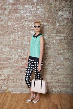 Kate Spade New York Spring 2013 Ready-to-Wear Fashion Show