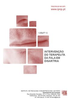 INTERVENÇÃO DO TERAPEUTA DA FALA EM DISARTRIA