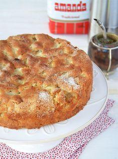 Apple wet cake – New Cake Ideas Pan Dulce, Bakery Recipes, Dessert Recipes, Desserts, Food Cakes, Cupcake Cakes, New Cake, Salty Cake, Savoury Cake