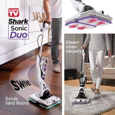 Shark Sonic Duo Carpet Amp Hard Floor Cleaner Review While