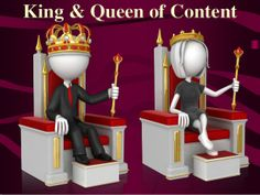Your Content is King: Re-Purpose it For Maximum Effectiveness by Julie Sahud Weishaar via slideshare