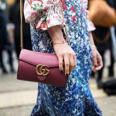 Street Style Summer Dress Trend Deconstructed Mismatch Prints