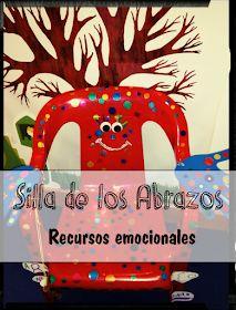 A escola dos sentimentos : LA SILLA DE LOS ABRAZOS Teaching Time, Classroom Language, Emotional Development, Feelings And Emotions, Yoga For Kids, School Counseling, Emotional Intelligence, Kindergarten Activities, Conte