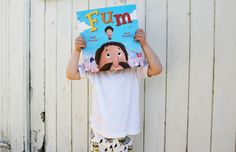 Today we have a double book review for you all in the form of Maverick Books' soon to be released picture books Fum, and How do you do Mr Gnu?  FUM by Karl Newson is a charming, fairy tale in…