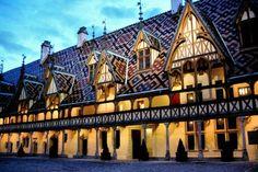Les Hospices de Beaune - Bourgogne - France