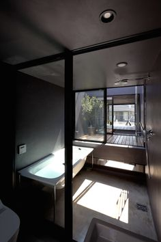 cool 1.8m House | YUUA Architects Check more at http://www.arch2o.com/1-8m-house-yuua-architects/