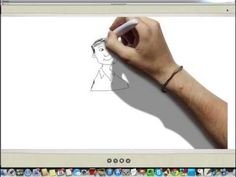Using videoscribe for custom drawings  tips: save from iDraw as SVG file not PNG  http://youtu.be/Kdy6z2L30jk