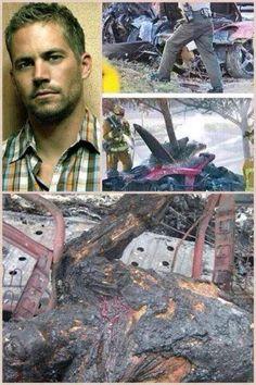 Exclusive Photo Of Paul Walker's Burnt Body