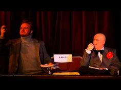 The Real Inspector Hound - Portland Community College - Spring 2014 Play - YouTube