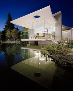 Lakeside Studio by Mark Dziewulski Architect, California | PicsVisit