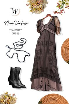 The newest Titanic dress that stands above all others. A new addition to the Nataya line of dresses well deserving of the Titanic name. Still boasting a beautiful Victorian style with an empire waist and 1/2 length sheer sleeves. The beautiful 1920s and 1930 soutache embroidery is bountiful, and you will find victorian lace throughout throughout the multiple layers of the dress. All the beauty sits above a cotton slip and a satin bottom...