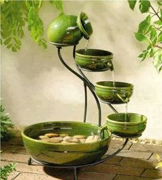 When it comes to bringing good and positive energy to your home, Feng Shui is an expression that is often heard. So, what exactly is Feng Shui and how does it bring positive energy into your home? Indoor Water Fountains, Indoor Fountain, Garden Fountains, Garden Statues, Fountain Garden, Outdoor Fountains, Solar Fountains, Garden Ponds, Diy Garden