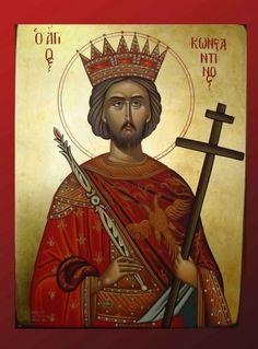 Byzantine Icons, Byzantine Art, Religious Images, Religious Icons, Orthodox Christianity, Orthodox Icons, Renaissance Art, My Prayer, Christian Faith