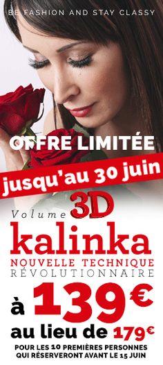Kalinka - Extension de Cils, Cabinet à Cannes : Nice, Cannes, Monaco, Côte d'Azur