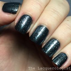 The Lacquerologist: OPI Fifty Shades of Grey Collection: Swatches & Review