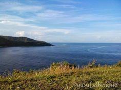 Jejak Lakon : Pagi di Pantai Nipah, Lombok