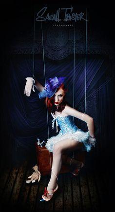 puppet master no.2 by snottling1.deviantart.com on @deviantART