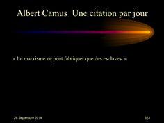 Albert Camus (1913-1960) n° 323