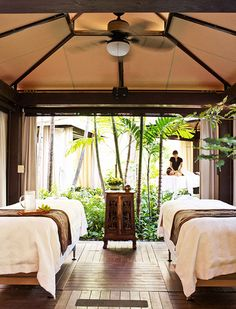 Abhsa Spa at Royal Hawaiian