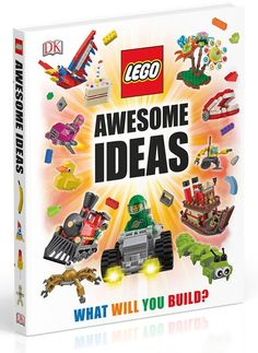 LEGO_Ideas - new book from DK