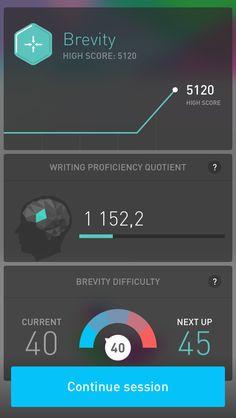 Elevate – dashboard