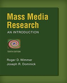 Test bank for mass media research an introduction by wimmer dominick R. DominickMass MediaMass Media Media ResearchMass Media Research D. Free Pdf Books, Free Ebooks, Content Analysis, Book Annotation, Mass Communication, Most Popular Books, What To Read, Used Books, Free Reading