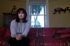 Marian Keyes, Novelist, at home in Dunlaoghaire. For The Observer Magazine, 2003 Documentary Photography, Writers, Documentaries, Magazine, Sign Writer, Documentary, Authors, Writer, Magazines