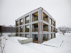 idA . Two New Apartment Buildings . Wetzikon (3)