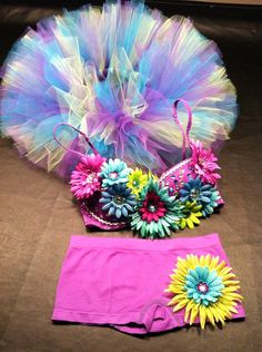 Hippie Dance EDC music festival Rave Raver daisy & by 2girls2Tus, $129.00