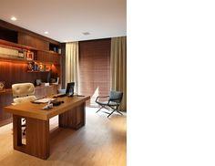 Home Office por Dado Castello Branco