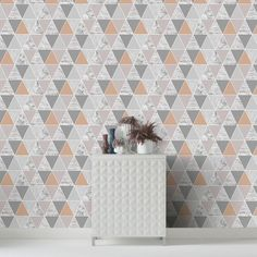 Copper Reflections Wallpaper by Graham & Brown