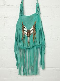 Free People Equinox Beaded Crossbody, hella cute for summer.