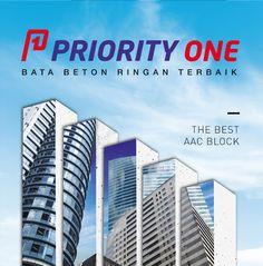 Bata Ringan Priority One - Distributor Bata Ringan Murah - 087.852.055.222