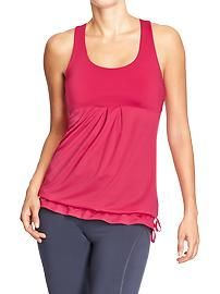 Women's Old Navy Active Compression Tanks
