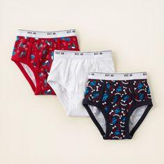 baby boy - sleep & underwear - dinosaur briefs 3-pack | Children's Clothing | Kids Clothes | The Children's Place
