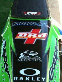 FOX RACING MOTOCROSS WINDOW STICKER VINYL DECAL SUZUKI DIRT BIKE KTM HONDA #112