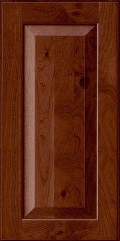 Ayden 5 Piece Rustic Birch Raised Panel Cabinet Door In