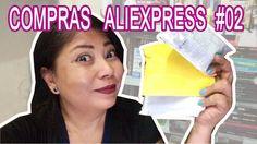 COMPRINHAS NO ALIEXPRESS #02