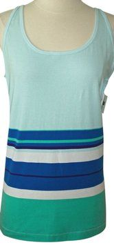 6bb947e54a9 Gap Blue And Green Racerback Nwt  24.95 Medium Top Blue Green. Get the  lowest price