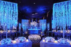 Wedding Color Blue - Blue Wedding Ideas | Wedding Planning, Ideas & Etiquette | Bridal Guide Magazine