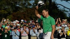 Danny Willett, became the first Englishman to win a Green Jacket since Nick Faldo in 1996. Willett shoots final-round 67, wins Masters 2016