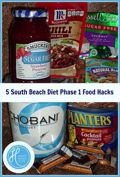 Diet Snacks south beach diet phase 1 hacks (breakfast yogurt) - 5 creative ideas for South Beach Diet Phase from Imaginary Ice Cream to Greek Yogurt with Sugar Free Jam! Healthy Recipes, Diet Recipes, Diet Desserts, Slaw Recipes, Healthy Dishes, Cooker Recipes, Delicious Recipes, Healthy Foods, Yummy Food