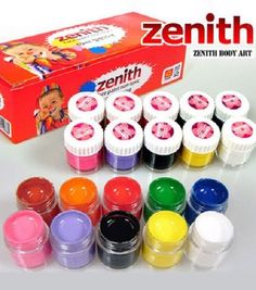 Product name : Zenith Body Art. Safe for skin. Quantity : 1 Pcs(10 colors providing wide choice for you). Middle East, Israel. Color : White, Black, Red, Blue, Yellow, Green, Pink, Purple, Orange, Brown. | eBay!