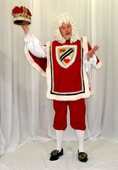 Image result for king of hearts costume child