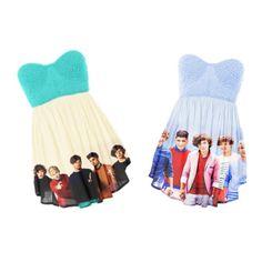 one direction dresses :)<<<< AKA my homecoming dresses One Direction Fashion, One Direction Outfits, I Love One Direction, Homecoming Dresses, Bridesmaid Dresses, Summer Outfits, Cute Outfits, Summer Clothes, Cute Dresses